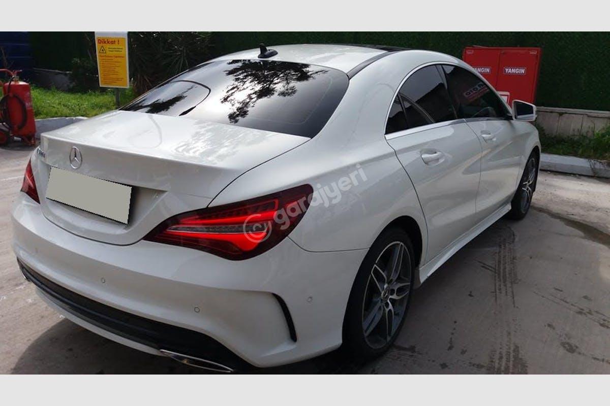 Mercedes - Benz CLA Buca Kiralık Araç 2. Fotoğraf