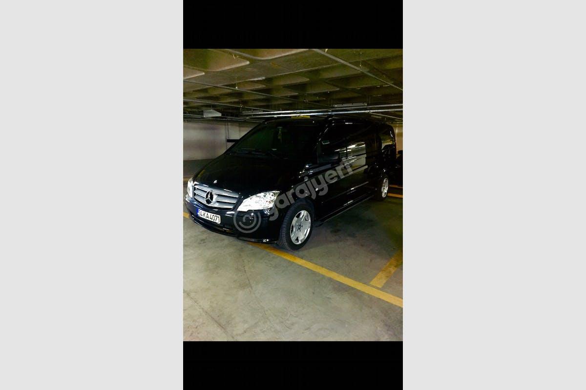 Mercedes - Benz Vito Başakşehir Kiralık Araç 1. Fotoğraf