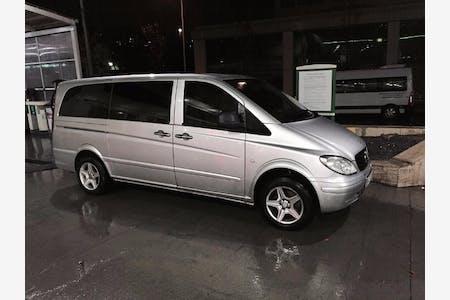Kiralık Mercedes - Benz Vito , İstanbul Sarıyer