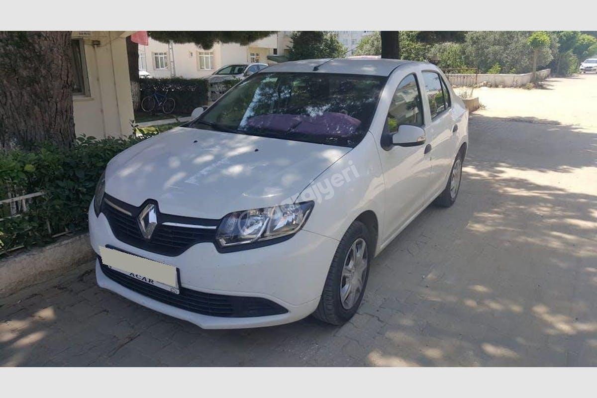 Renault Symbol Eyüp Kiralık Araç 4. Fotoğraf