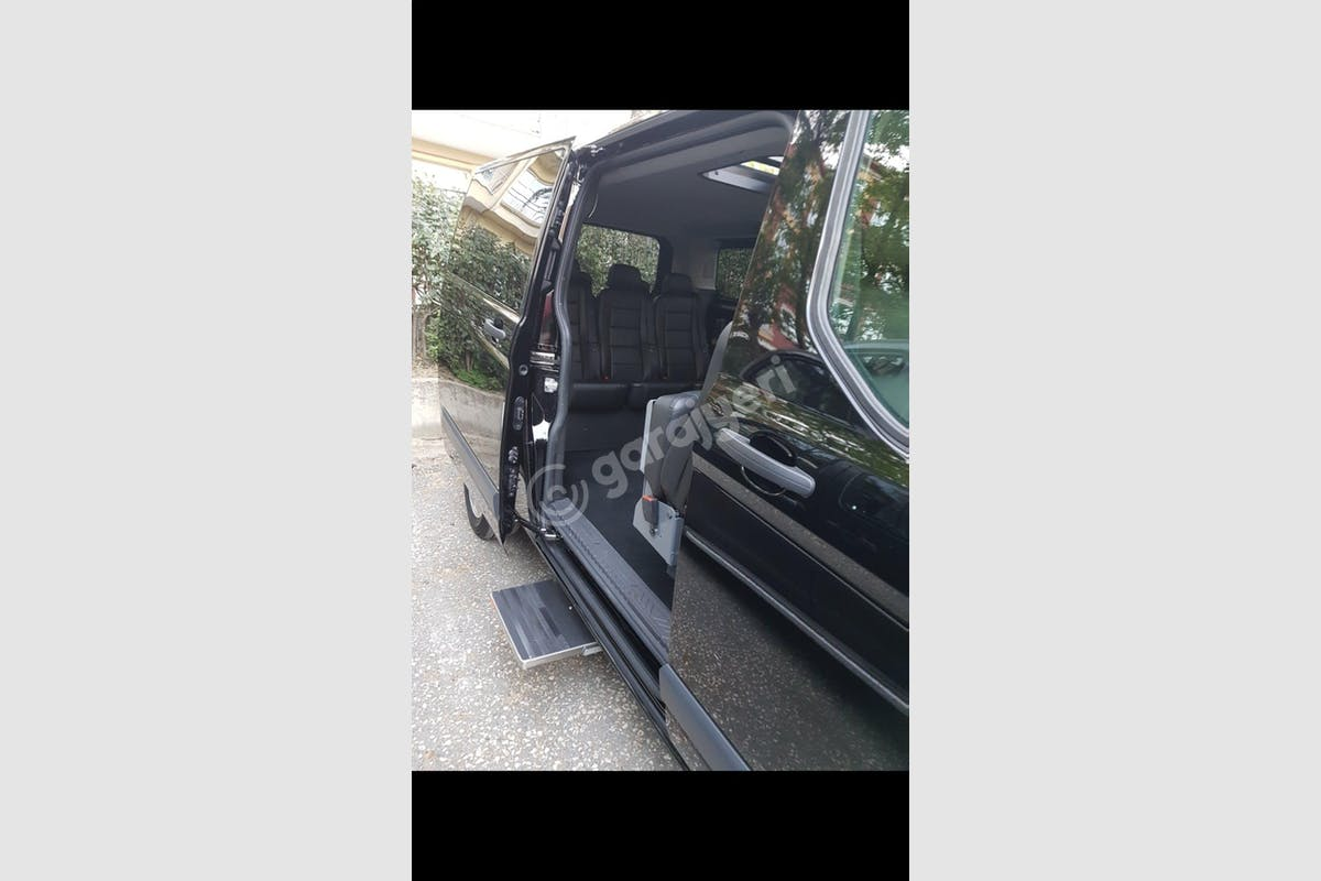 Ford Tourneo Custom Şişli Kiralık Araç 1. Fotoğraf