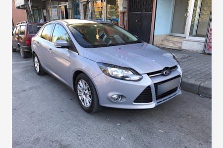 Kiralık Ford Focus , İstanbul Şişli