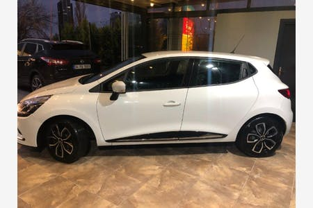 Kiralık Renault Clio 2018 , İstanbul Başakşehir
