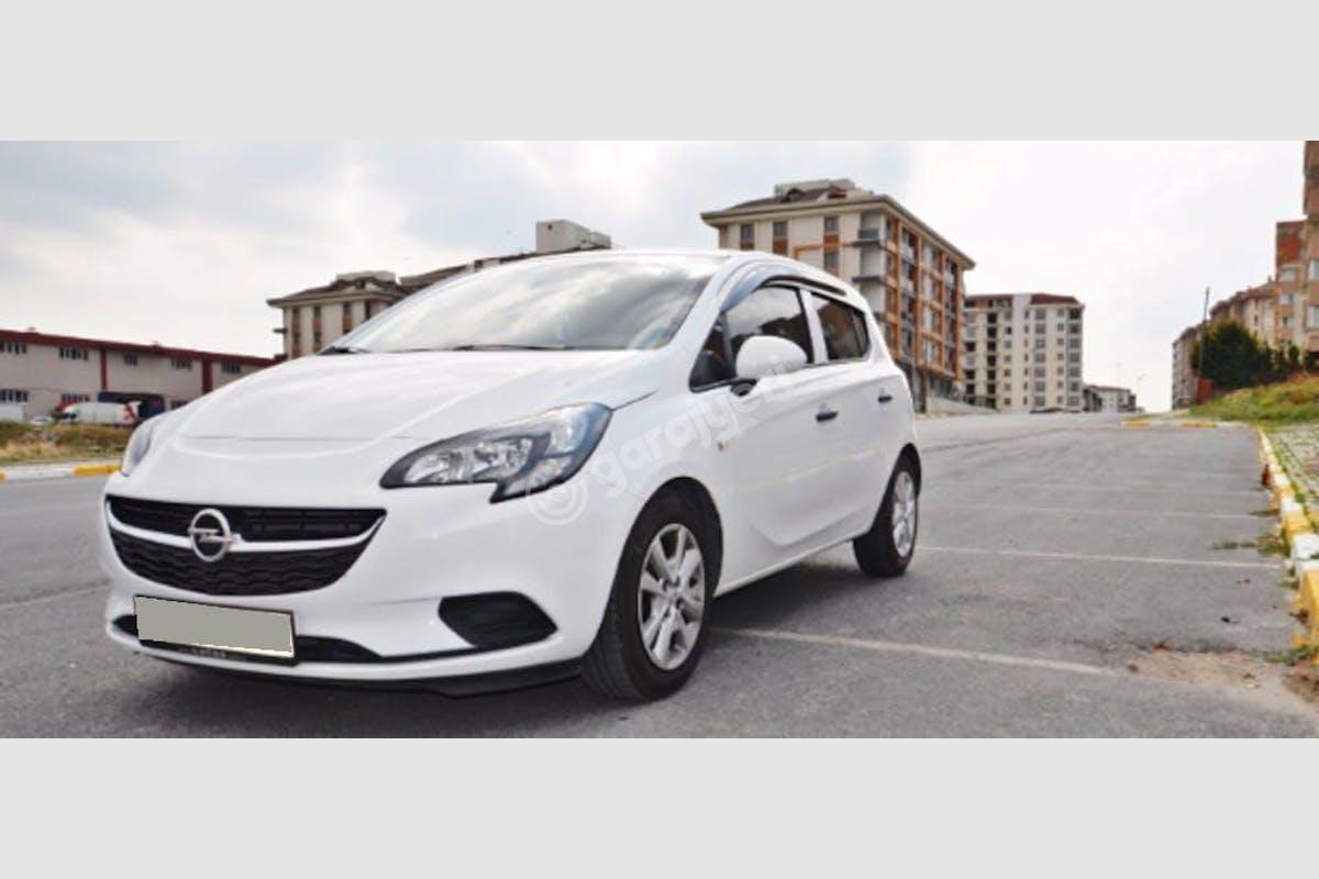 Opel Corsa Beylikdüzü Kiralık Araç 3. Fotoğraf