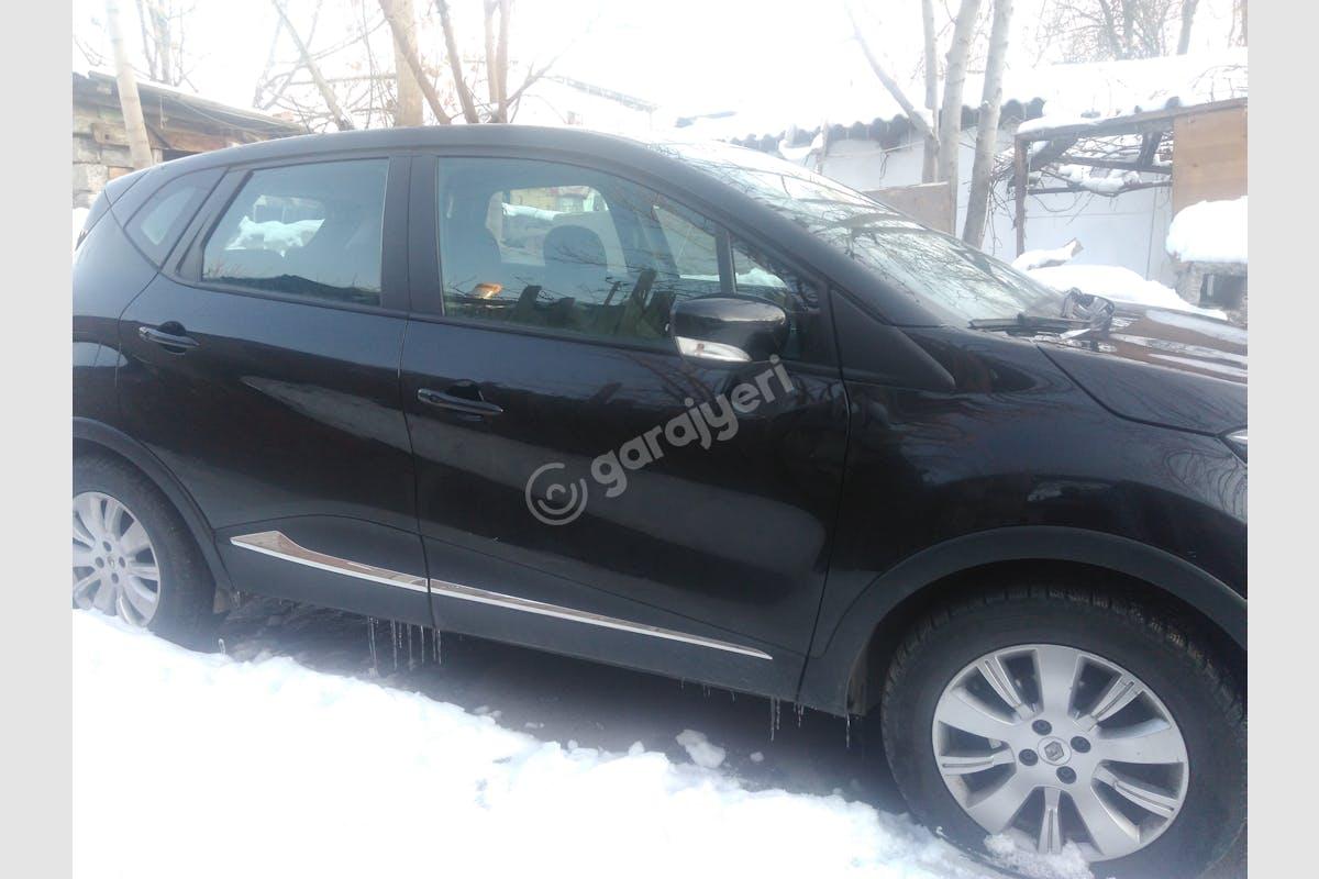 Renault Captur Melikgazi Kiralık Araç 5. Fotoğraf