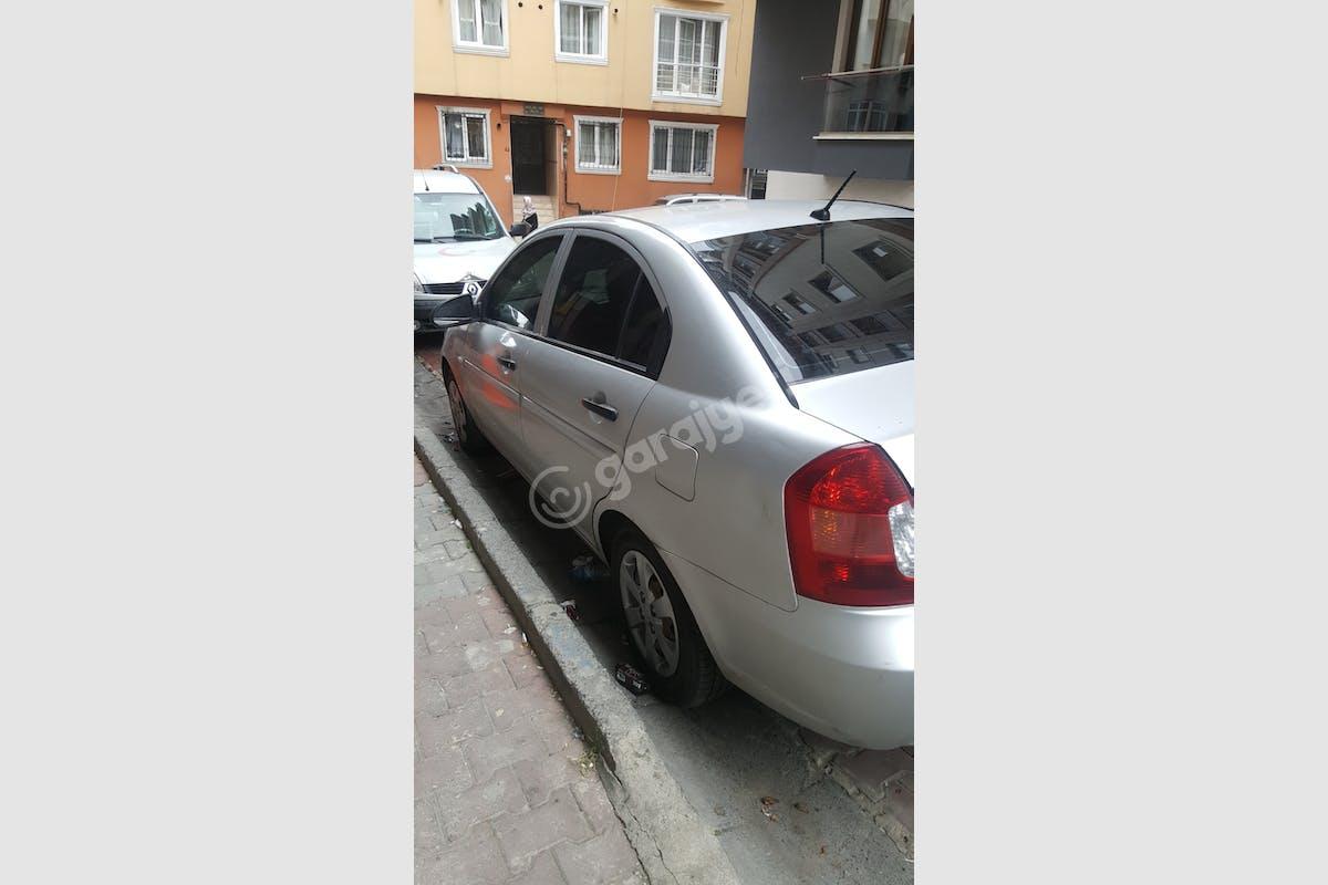 Hyundai Accent Era Kağıthane Kiralık Araç 7. Fotoğraf