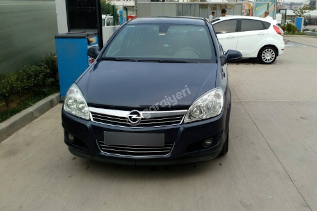 Opel Astra Sedan Tuzla Kiralık Araç 1. Fotoğraf