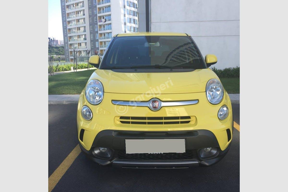 Fiat 500l Başakşehir Kiralık Araç 1. Fotoğraf