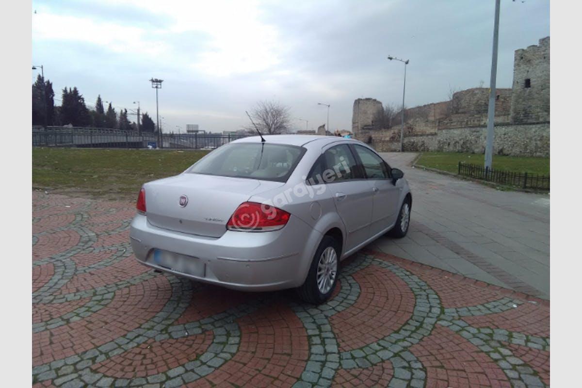 Fiat Linea Fatih Kiralık Araç 4. Fotoğraf
