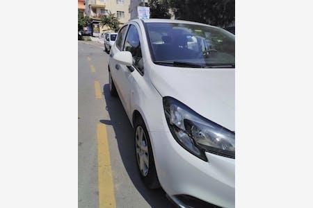 Kiralık Opel Corsa , İstanbul Kadıköy