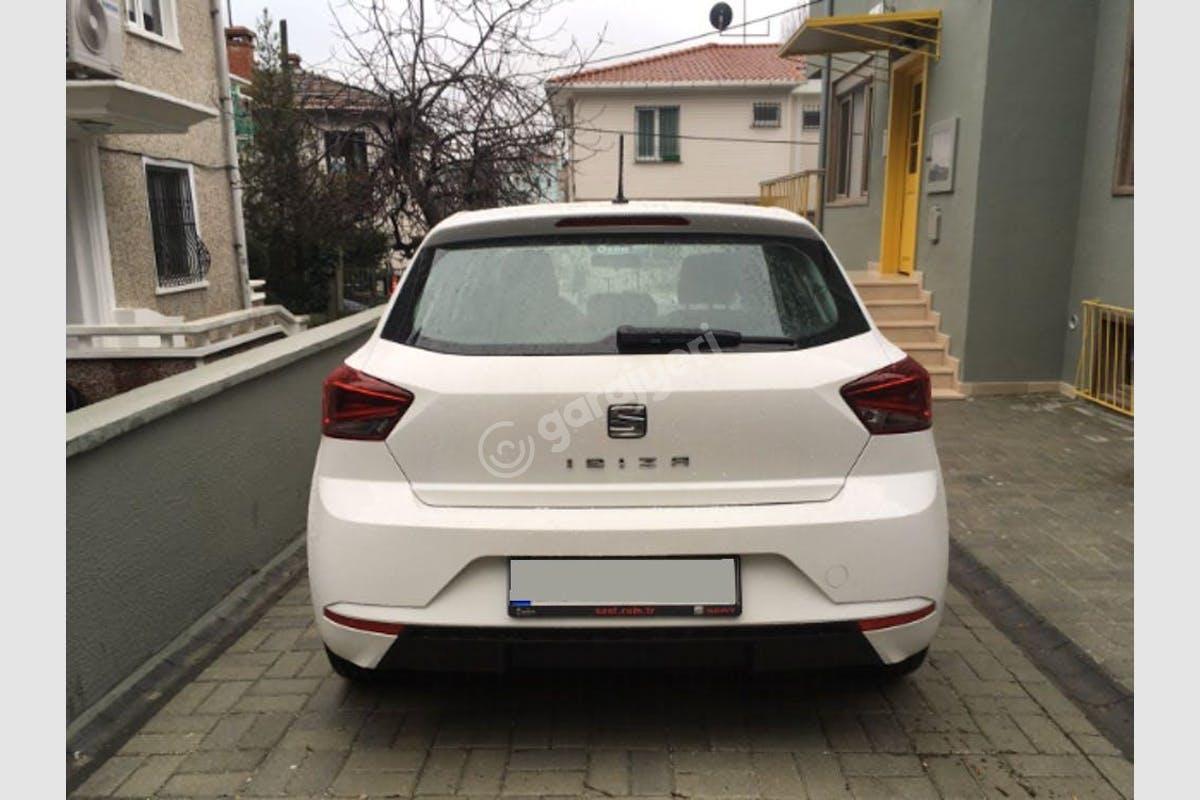 Seat Ibiza Sarıyer Kiralık Araç 7. Fotoğraf