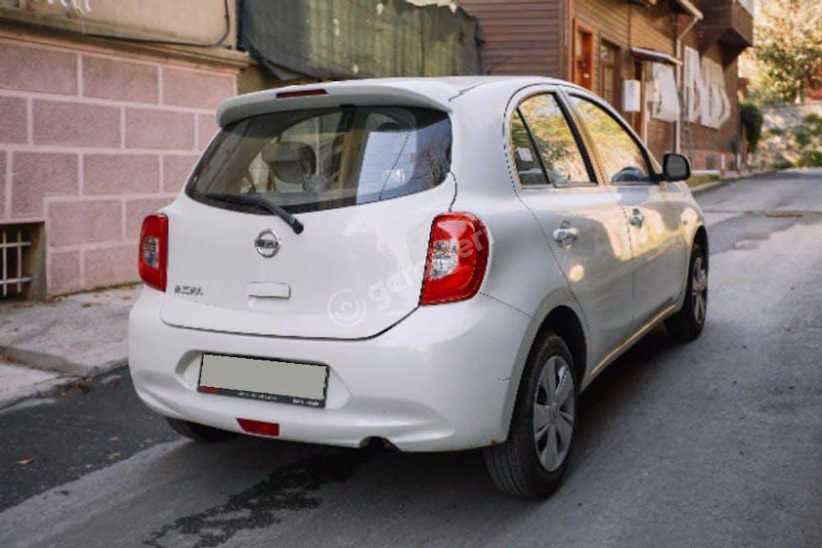 Nissan Micra Zeytinburnu Kiralık Araç 5. Fotoğraf