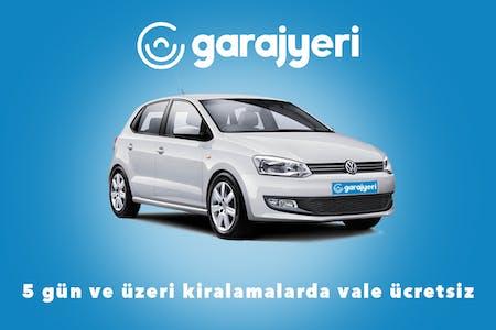 Kiralık Volkswagen Polo 2017 , İstanbul Kağıthane