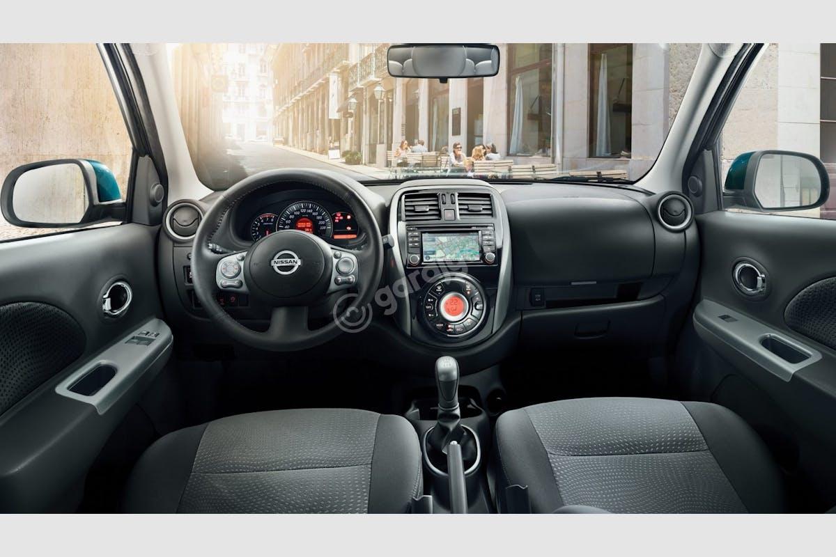 Nissan Micra Şişli Kiralık Araç 2. Fotoğraf