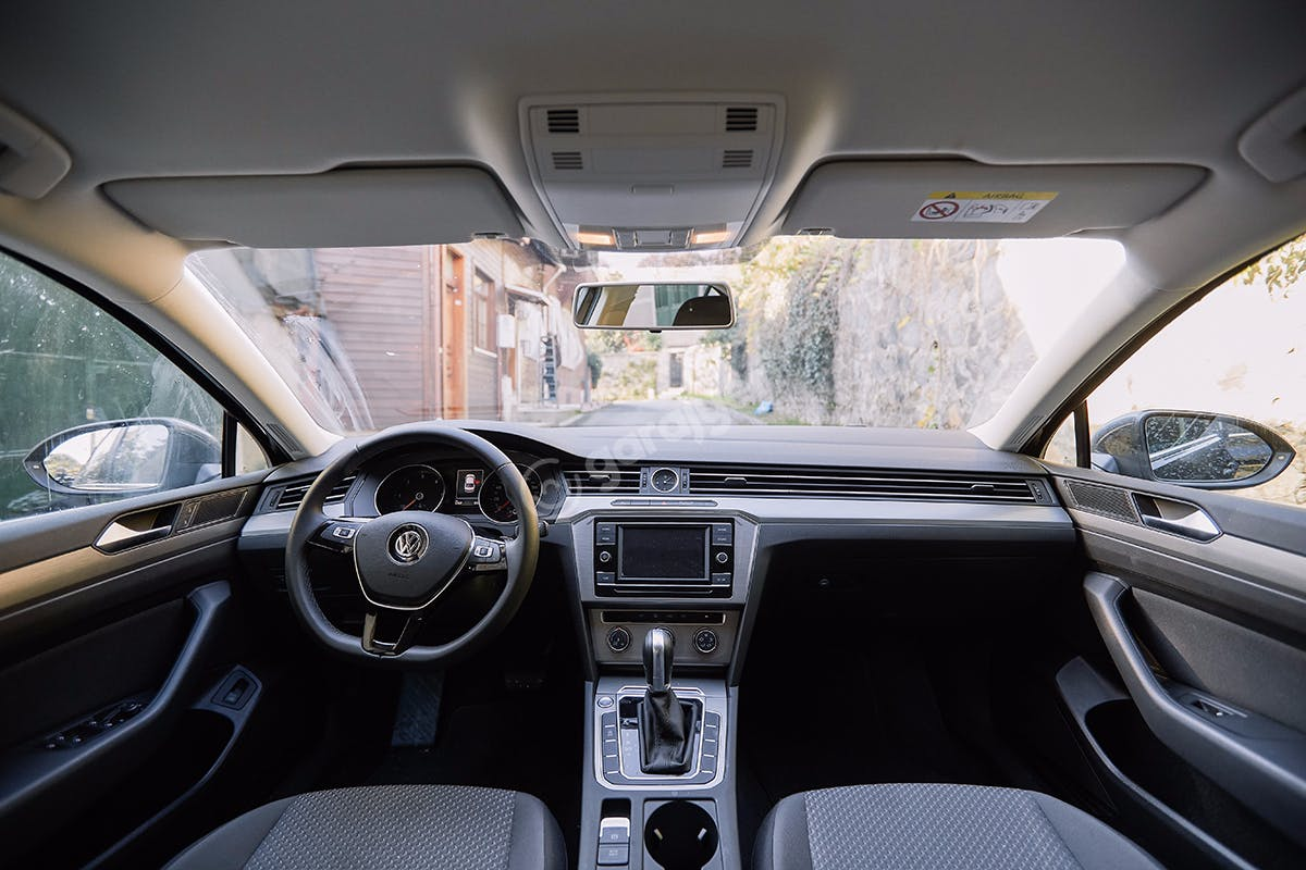 Volkswagen Passat Fatih Kiralık Araç 2. Fotoğraf