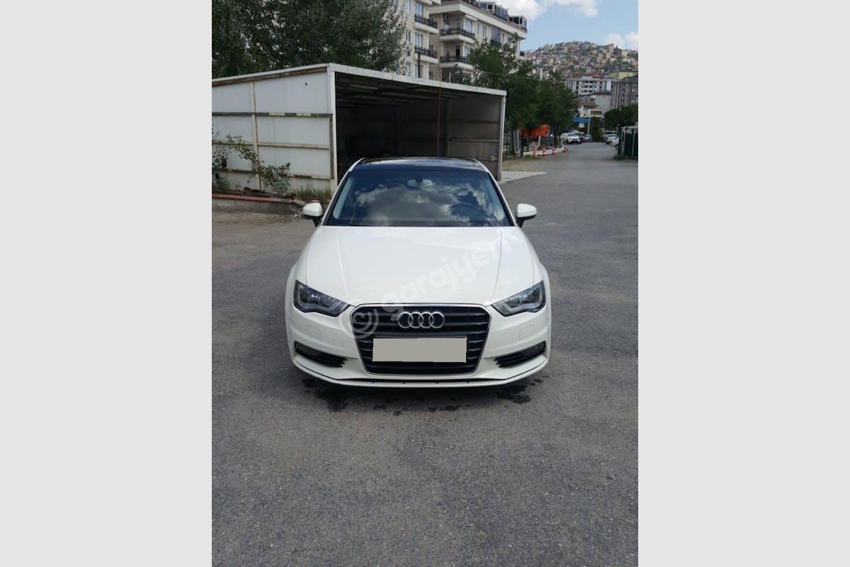 Audi A3 Sedan Kadıköy Kiralık Araç 2. Fotoğraf