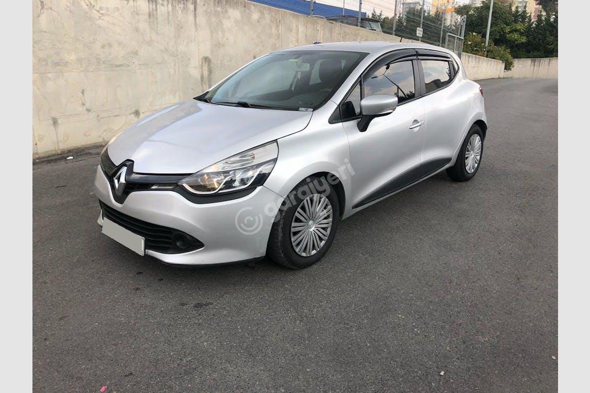 Renault Clio Bayrampaşa Kiralık Araç 2. Fotoğraf