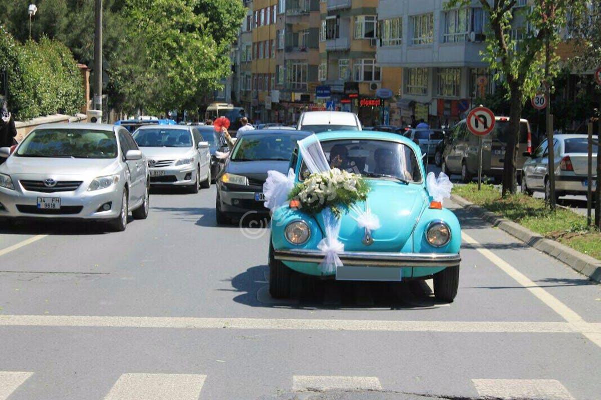 Volkswagen Beetle Fatih Kiralık Araç 6. Fotoğraf