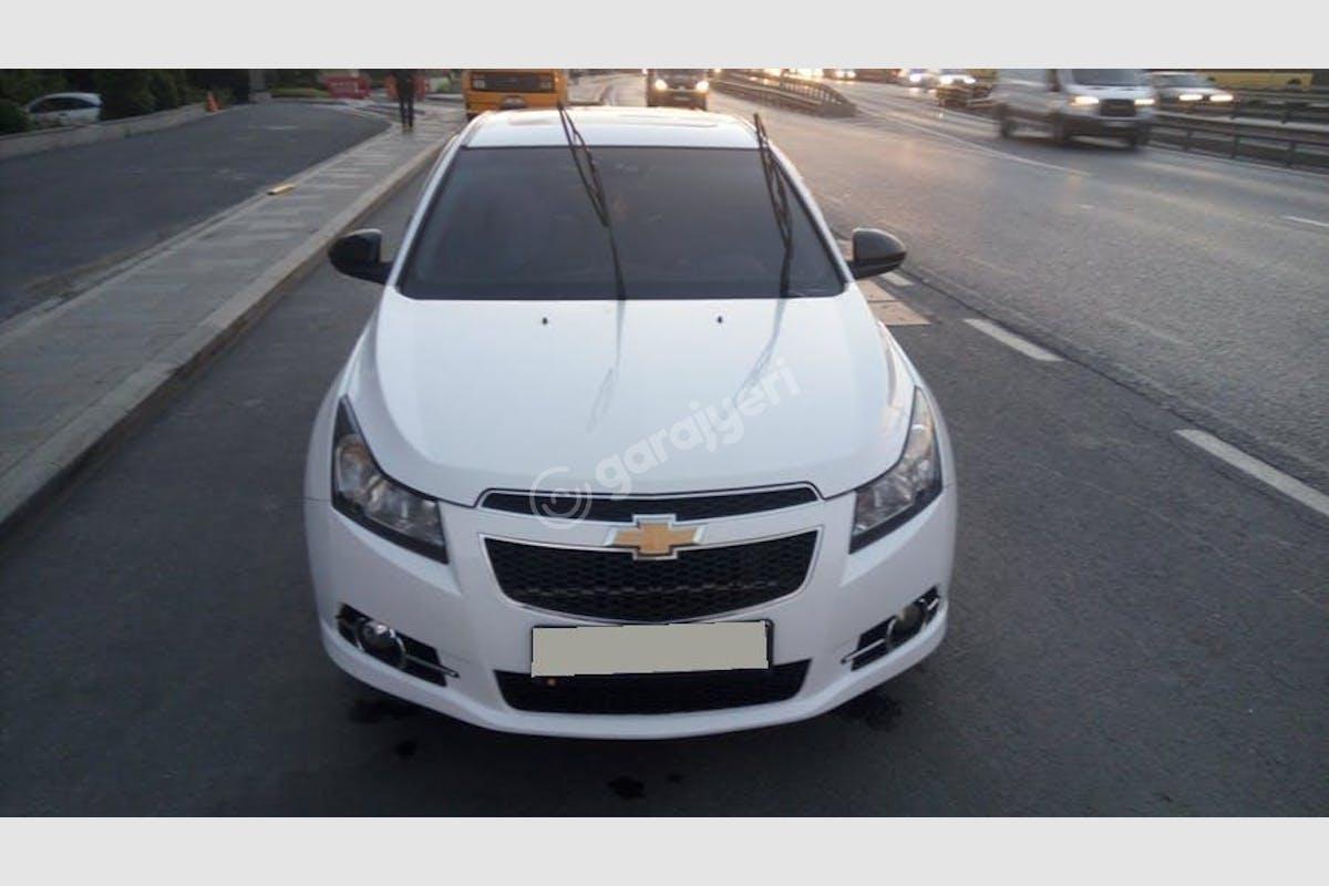Chevrolet Cruze Küçükçekmece Kiralık Araç 3. Fotoğraf