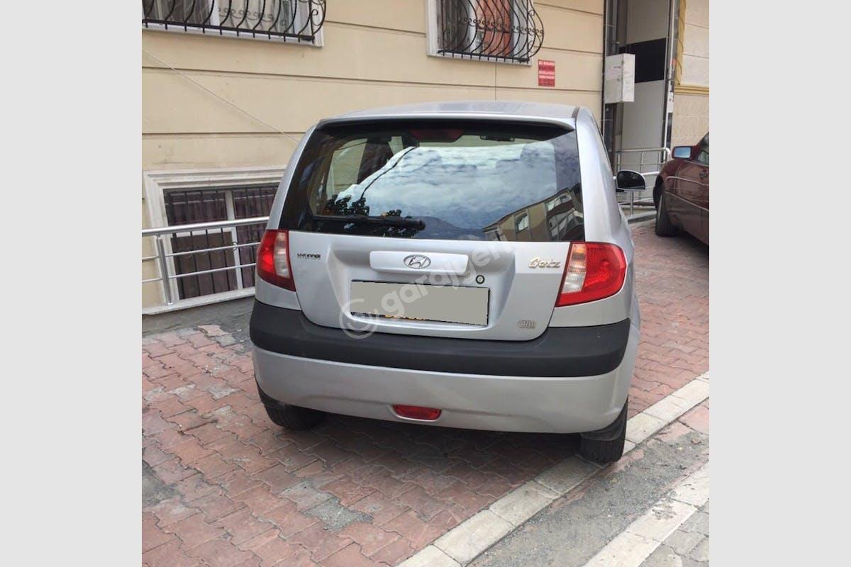 Hyundai Getz Esenyurt Kiralık Araç 2. Fotoğraf