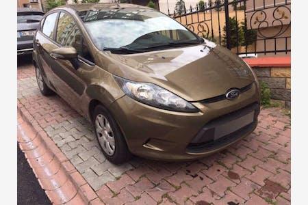 Kiralık Ford Fiesta , İstanbul Ümraniye