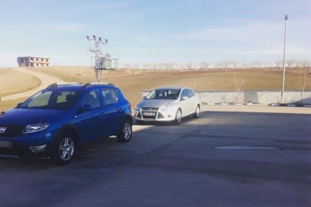 Kiralık Dacia Sandero Stepway , Diyarbakır Bağlar