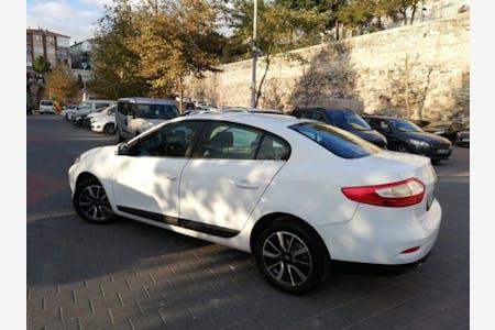 Kiralık Renault Fluence 2013 , İstanbul Bakırköy