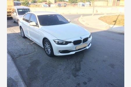 Kiralık BMW 3 , İstanbul Zeytinburnu