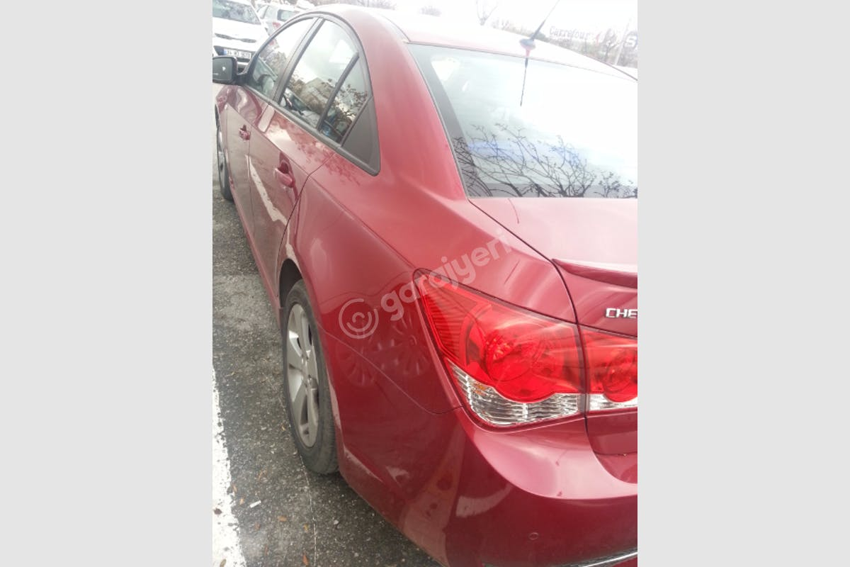 Chevrolet Cruze Ataşehir Kiralık Araç 6. Fotoğraf