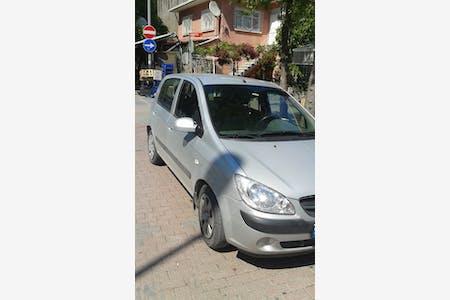 Kiralık Hyundai Getz , İstanbul Kartal