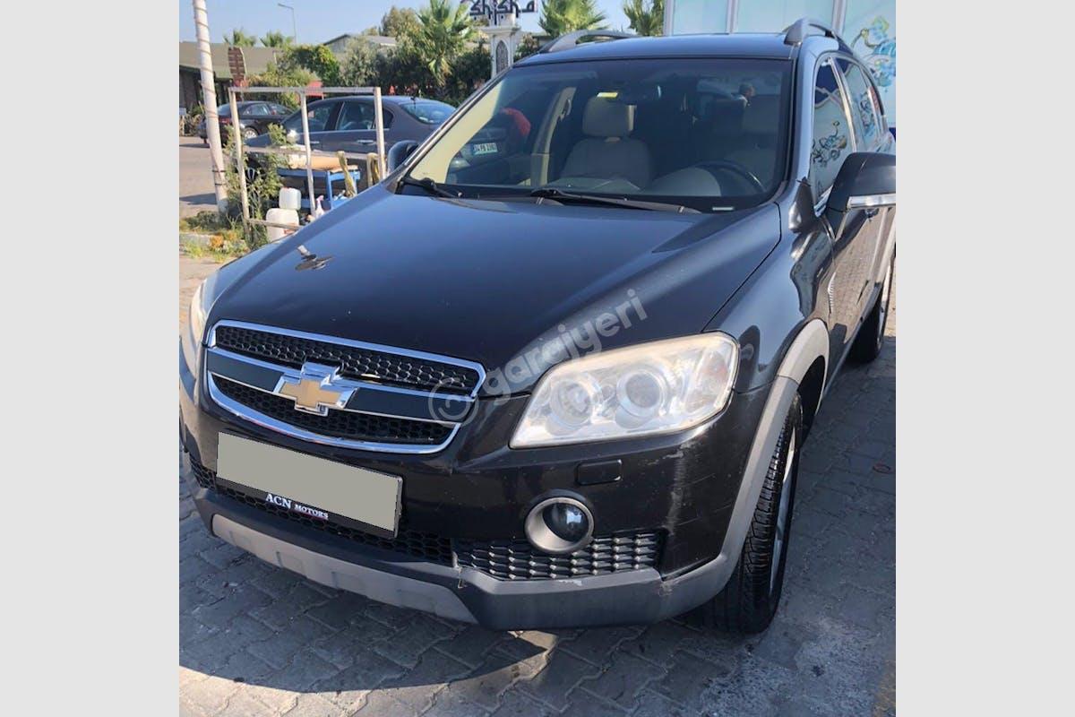 Chevrolet Captiva Fatih Kiralık Araç 1. Fotoğraf