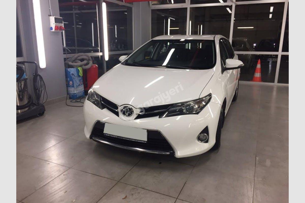 Toyota Auris Esenler Kiralık Araç 1. Fotoğraf