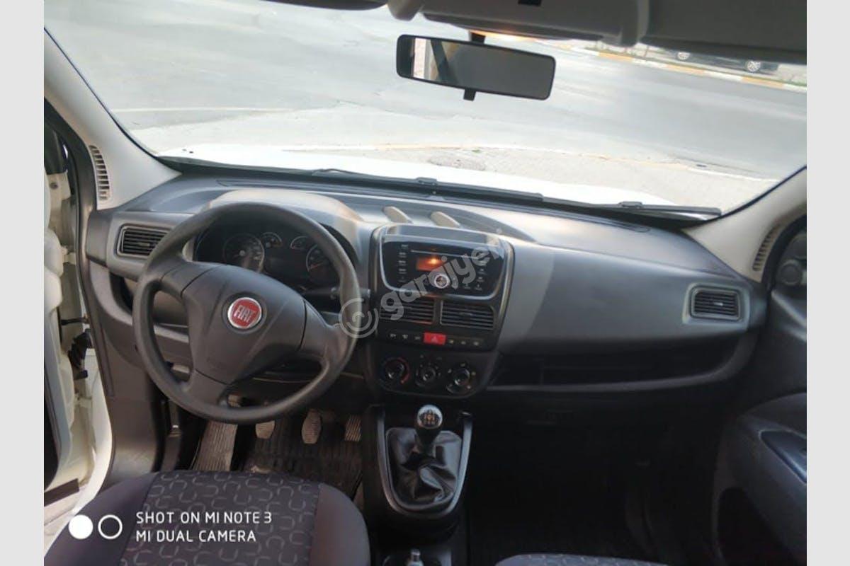 Fiat Doblo Büyükçekmece Kiralık Araç 6. Fotoğraf