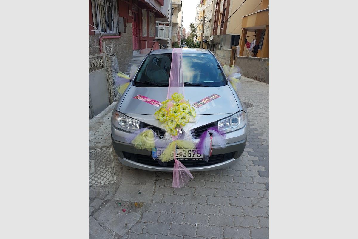 Renault Megane Küçükçekmece Kiralık Araç 3. Fotoğraf