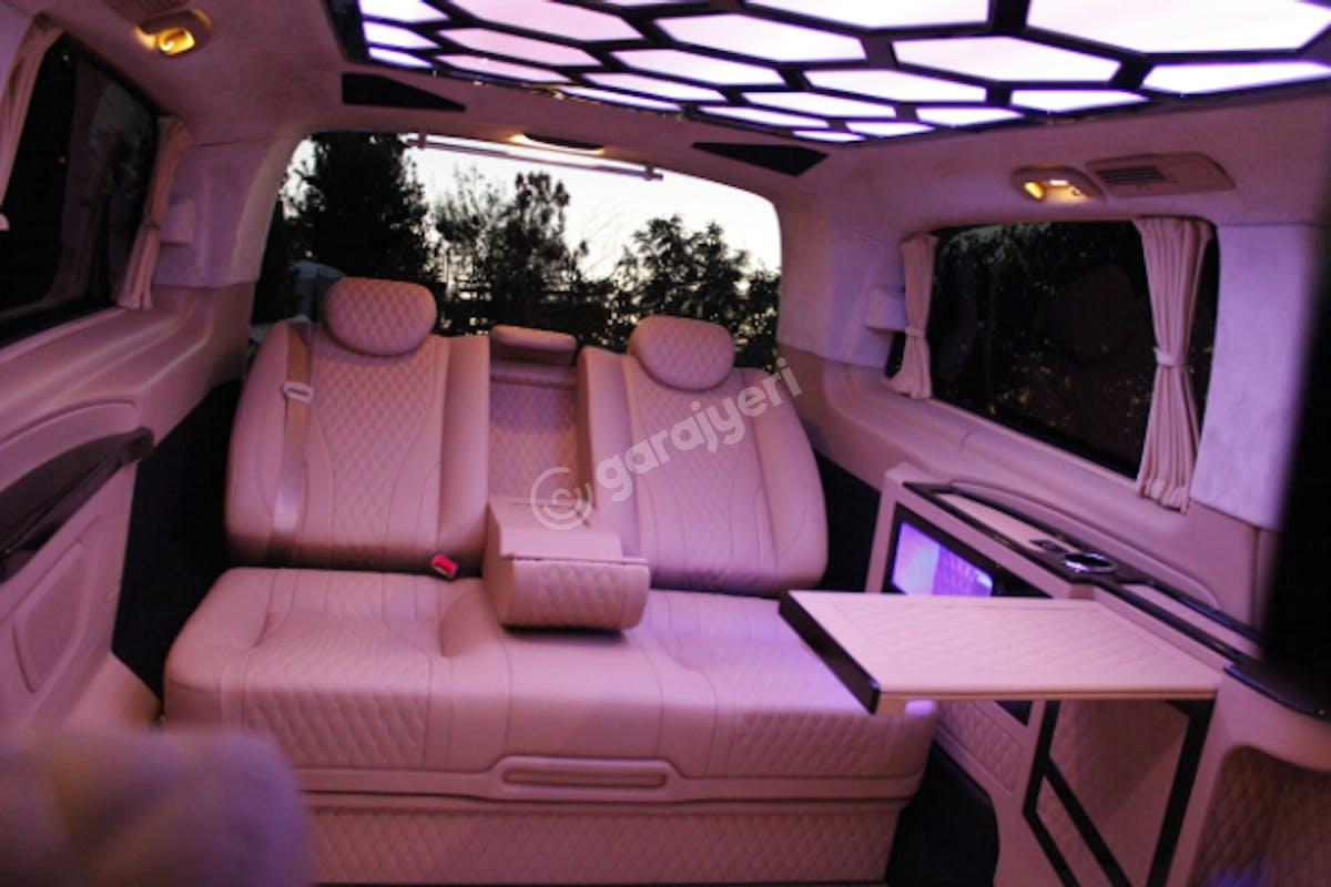 Mercedes - Benz Vito Şişli Kiralık Araç 5. Fotoğraf