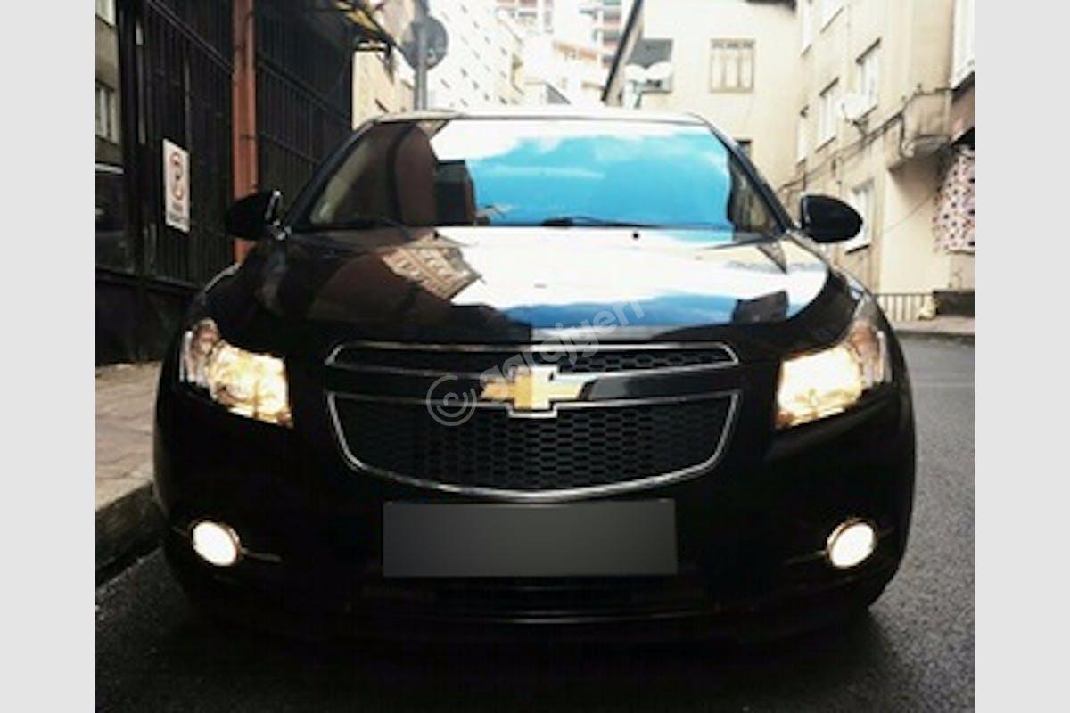 Chevrolet Cruze Bahçelievler Kiralık Araç 2. Fotoğraf