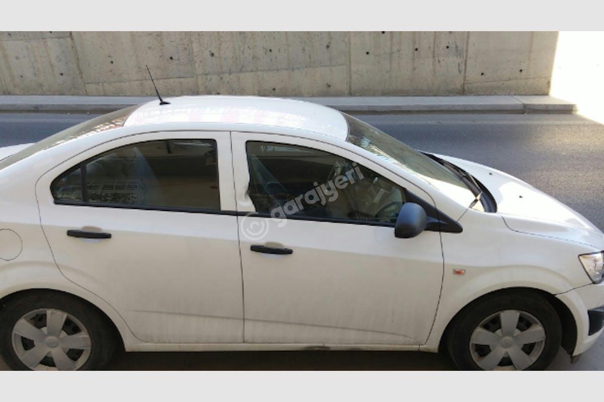 Chevrolet Aveo Küçükçekmece Kiralık Araç 2. Fotoğraf