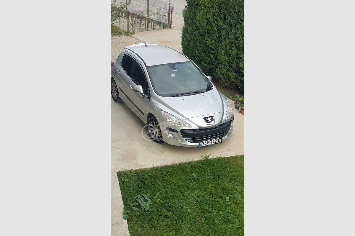 Peugeot 308 Pendik Kiralık Araç 2. Fotoğraf