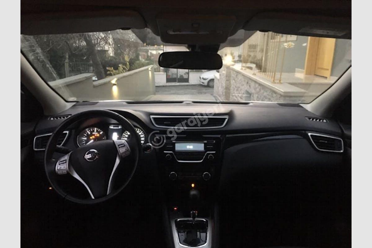Nissan Qashqai Üsküdar Kiralık Araç 7. Fotoğraf