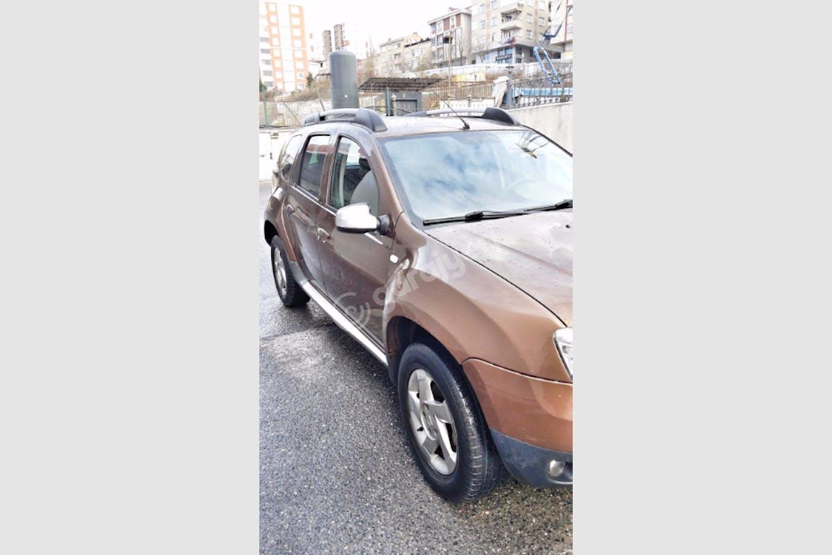 Dacia Duster Bağcılar Kiralık Araç 2. Fotoğraf