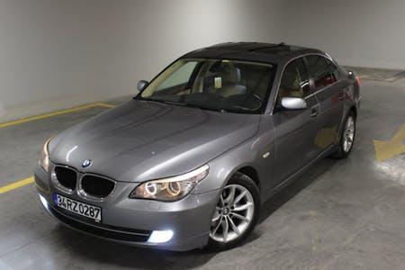 Kiralık BMW 5 , İstanbul Kağıthane