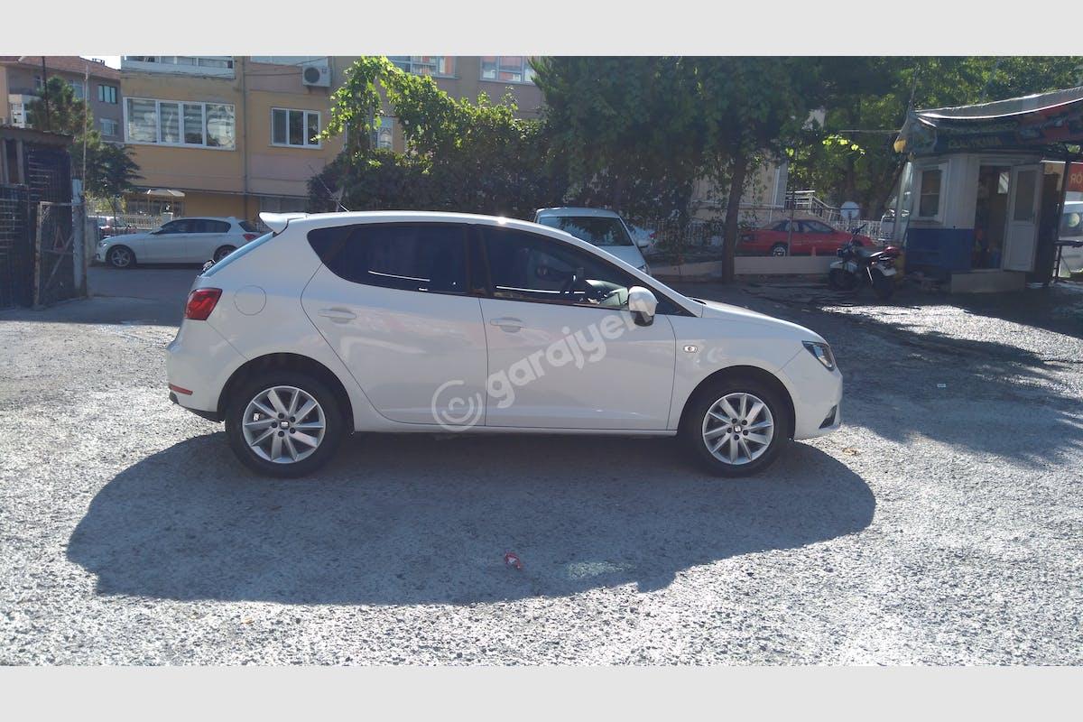 Seat Ibiza Bahçelievler Kiralık Araç 8. Fotoğraf