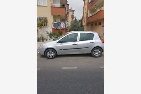 Kiralık Renault Clio 2010 , Gaziantep Şehitkamil