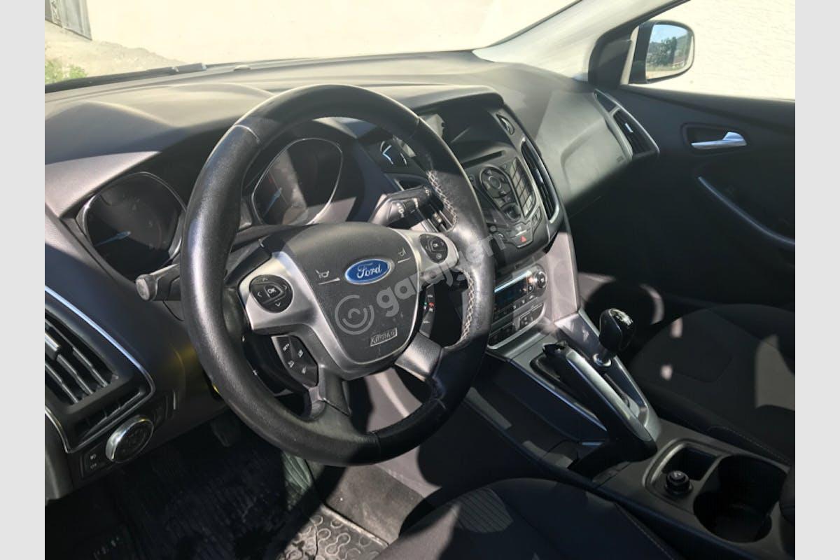Ford Focus Gemlik Kiralık Araç 7. Fotoğraf