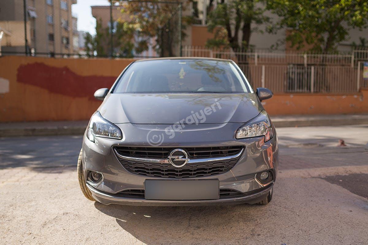 Opel Corsa Kadıköy Kiralık Araç 4. Fotoğraf