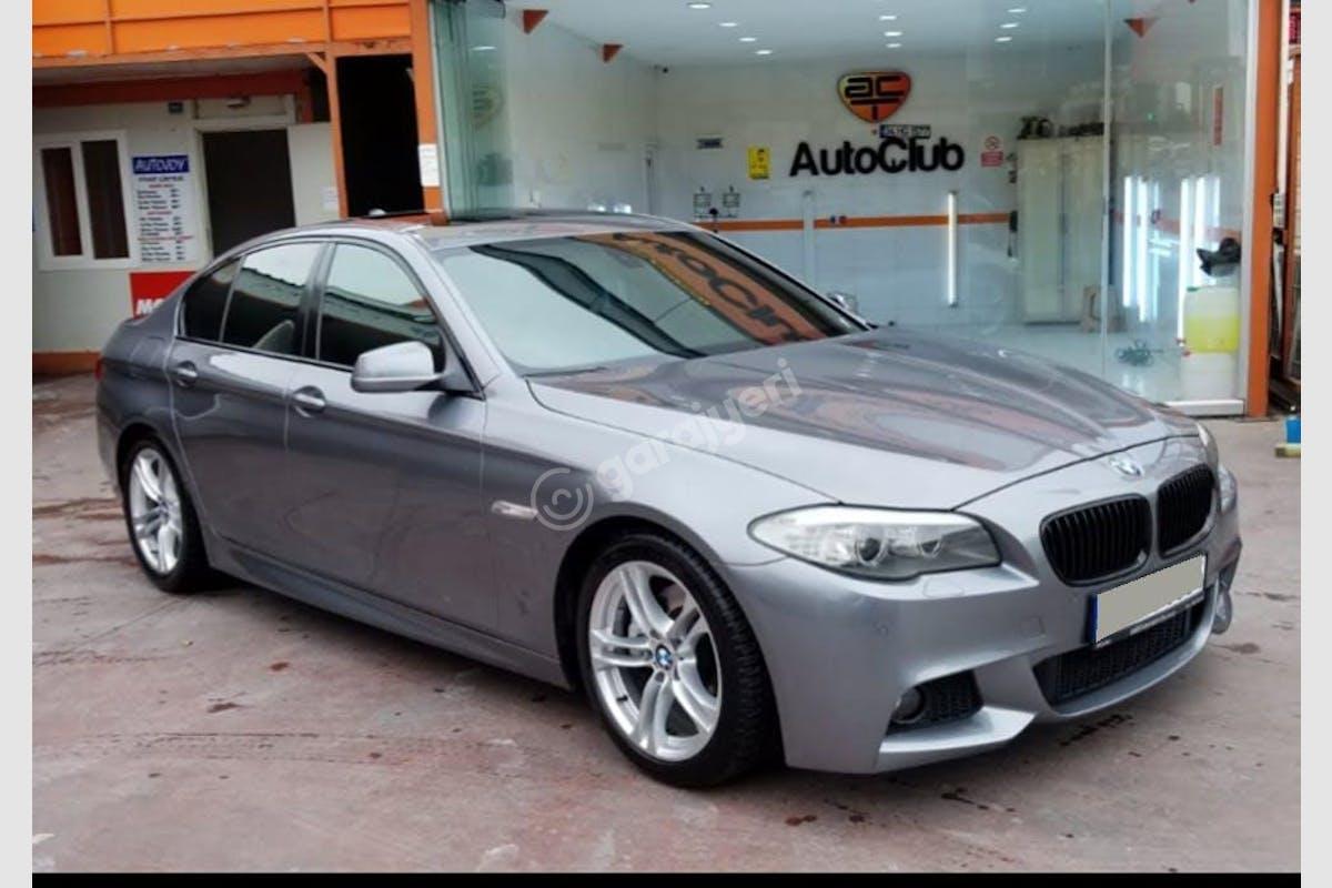 BMW 5 Kağıthane Kiralık Araç 4. Fotoğraf
