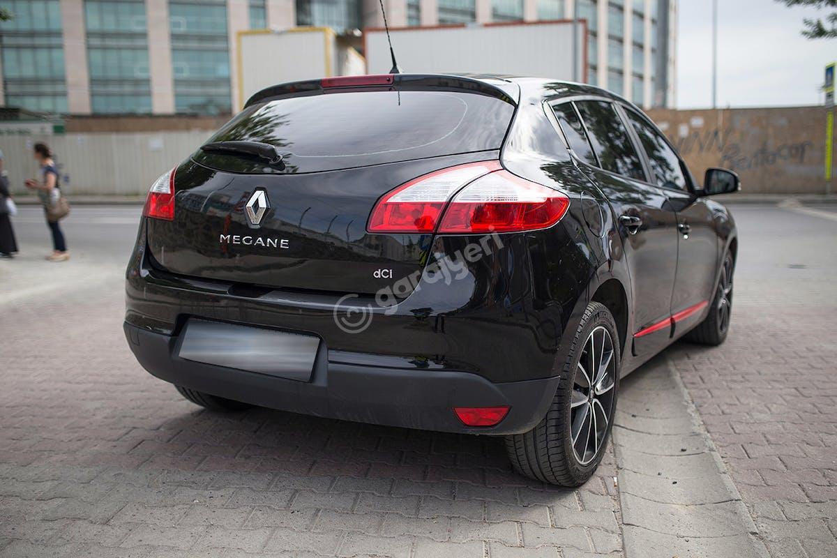 Renault Megane Üsküdar Kiralık Araç 6. Fotoğraf