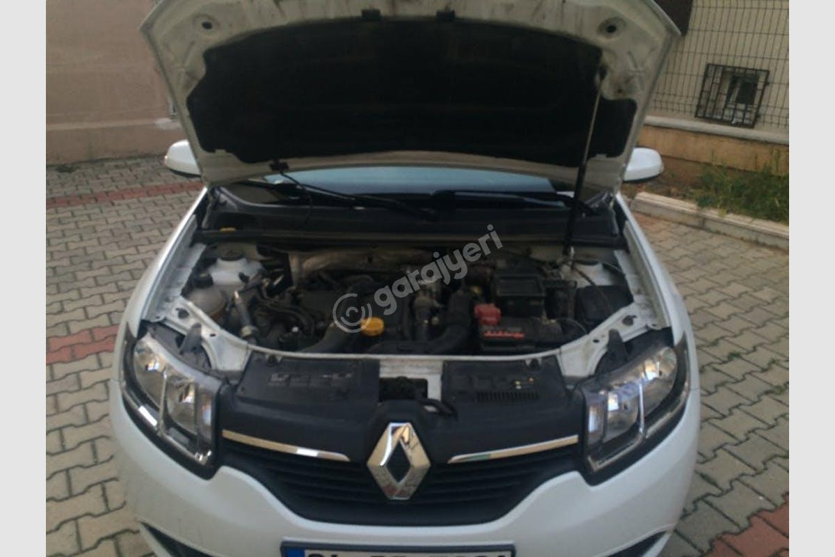 Renault Symbol Kuşadası Kiralık Araç 4. Fotoğraf