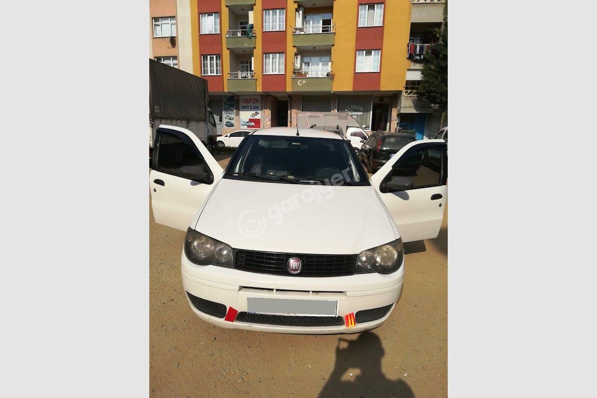Fiat Albea Esenler Kiralık Araç 2. Fotoğraf