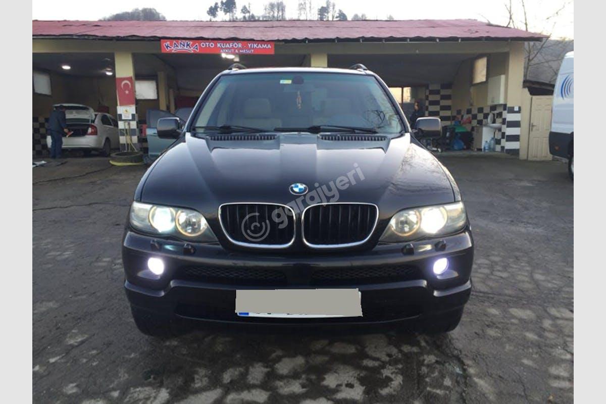 BMW X5 Kağıthane Kiralık Araç 3. Fotoğraf